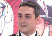 Siracusa| Il maggiore Paolo Sambataro lascia la città, trasferito a Genova