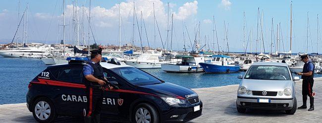 Noto| Controlli dei carabinieri sul territorio