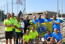 Siracusa| Lions Eurialo donano campo al Plemmirio