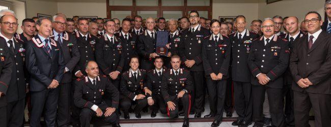 Siracusa| Il Comandante Generale dei Carabinieri, Gen. C.A. Tullio Del Sette, al Comando Provinciale di Siracusa