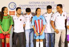 CATANIA| Presentato il Catania Calcio a 5