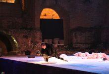 Taormina| Dionysus vince pure la pioggia