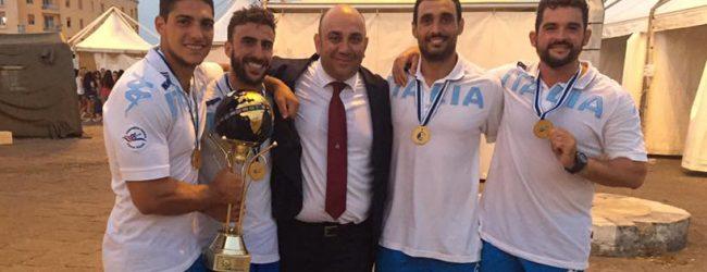 "Siracusa| Mondiali canoa polo, ""città matura"""