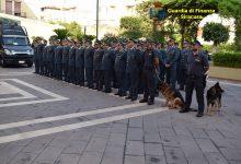 Siracusa| GdF, visita del comandante interregionale