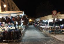 Siracusa| Il mercato etnico serale a Santa Lucia