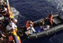 Augusta| Marina Militare: salvate 500 persone al largo della Libia