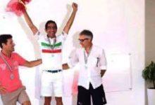 Lentini| Ciclismo, Giuseppe La Rocca è campione italiano Aimanc
