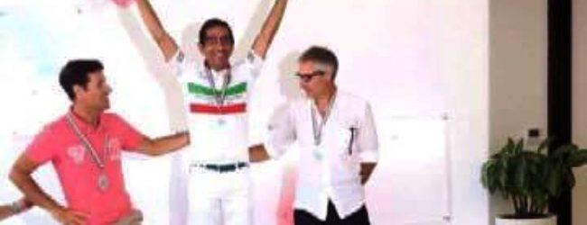 Lentini  Ciclismo, Giuseppe La Rocca è campione italiano Aimanc