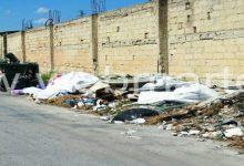 Augusta| Contrada Cozzo Filonero trasformata in discarica abusiva a cielo aperto di rifiuti.