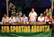 Augusta| Calcio – Lo Sporting Augusta ripescato in 1° categoria