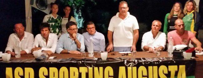 Augusta  Calcio – Lo Sporting Augusta ripescato in 1° categoria