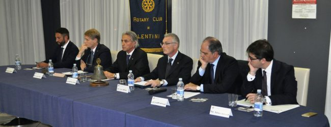 Lentini| Referendum costituzionale, Sì e No a confronto grazie a una iniziativa del Rotary