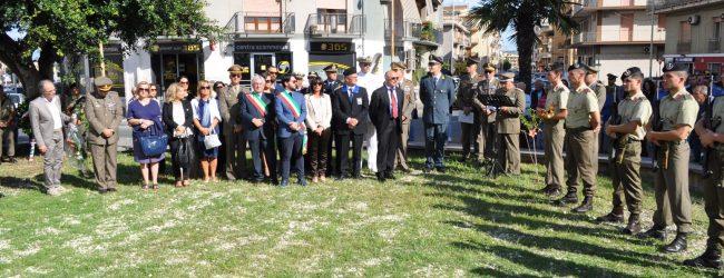 Lentini| Emanuele Ferraro, generale Puri: «Ha difeso la Patria e il bene comune»