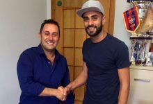 Palazzolo| L'attaccante Mirko Favara ha firmato