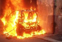 Lentini| Auto in fiamme in via Santa Lucia