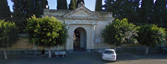 Lentini| Ricorrenza dei defunti, manutenzioni e pulizia al cimitero