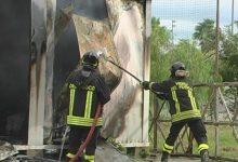 Augusta| La Polizia indaga sull'incendio che ha distrutto la sede scout del gruppo Augusta 4°