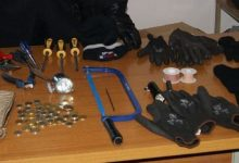 Carlentini| Attrezzi da scasso nel cofano dell'auto, fermati e denunciati