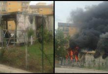 Augusta| Ingenti danni al Centro Caritas semidistrutto dalle fiamme
