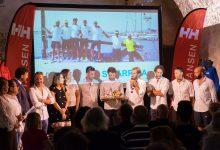 """Siracusa  Vince """"A Sciarrina"""" la I° Ortigia Sailing Cup"""
