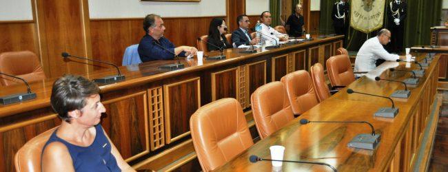 Lentini  Giovedì consiglio comunale, all'ordine del giorno commissione elettorale e centrale unica di committenza