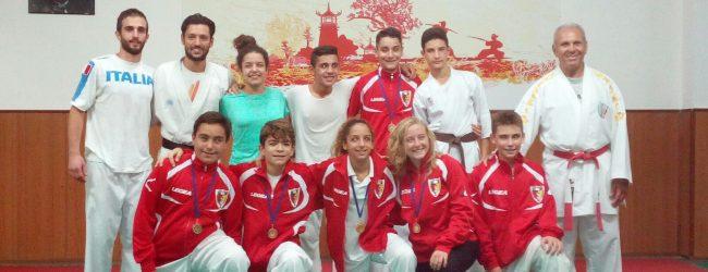 Augusta| Prestigioso risultato ottenuto dalla Asd Rembukan Karate Augusta