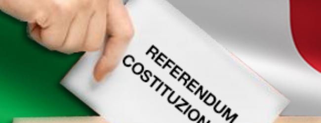 Lentini| Referendum costituzionale, ultimi giorni: caccia agli indecisi