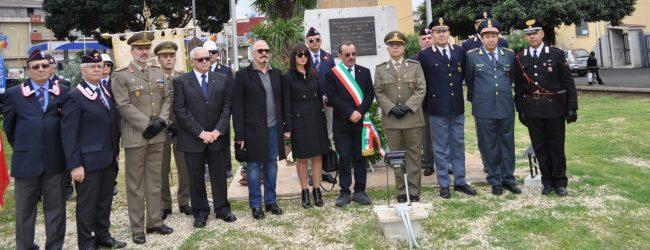 Lentini| Tredici anni fa la strage di Nassiriya, ricordato Emanuele Ferraro