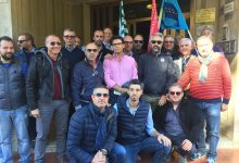 Siracusa| Sit in dei lavoratori IAS all'ASI di Scala Greca