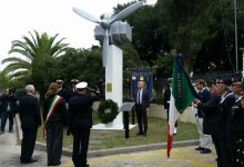 Augusta  Cerimonia di commemorazione dei caduti dell'aviazione di Marina a cura del Rotary Club