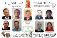 Pachino| Operazione Maschere Nude, guai per l'ex sindaco