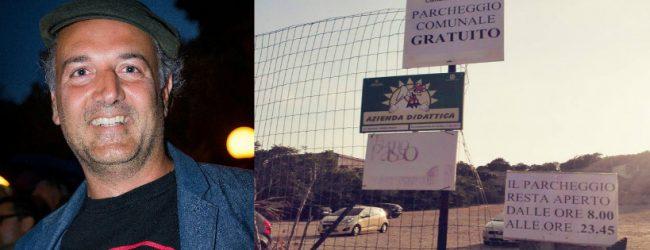 """Augusta  Schermi ed il parcheggio """"Faro Sant'Elena"""". La sua replica tranquilizza per il  futuro ma bisogna aiutare lo """"smemorato"""" a ricordare"""