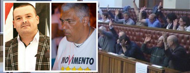 Augusta  Ex consigliere pentastellato, presenta esposto contro il capogruppo del M5S