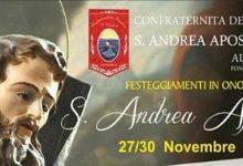 Augusta  Al via domenica prossima i festeggiamenti in onore di Sant'Andrea