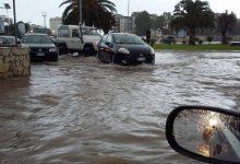 Augusta| Allagamenti e criticità nel territorio megarese a causa delle copiose piogge