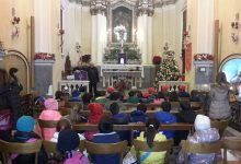 Augusta| Itinerario natalizio per gli alunni del Corbino