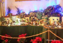 Augusta| Approntato il presepe nella chiesa di San Domenico