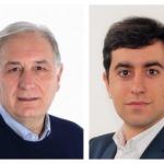 I coordinatori cittadini di Fratelli d'Italia, Marco Failla e Enzo Inzolia.