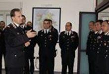 Siracusa| Visita del Comandante della Legione Carabinieri Sicilia