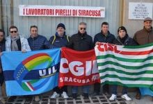Siracusa| 235 mila euro per gli ex Pirelli