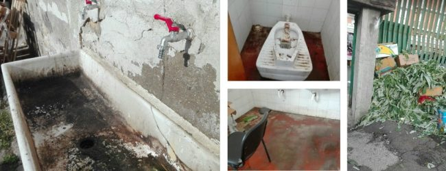 Lentini  Mercato, Cunsolo (M5s): «Bonifica? Qualche cassonetto in più e due rubinetti nuovi»