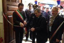 Solarino| Inaugurata la storica caserma dei Carabinieri