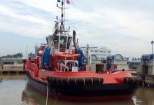 Augusta  La flotta della società Rimorchiatori Augusta potenziata con un nuovo rimorchiatore