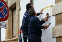 Augusta| Nuove targhe della toponomastica posizionate in piazza Duomo