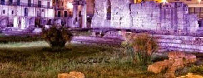 Siracusa  Visite guidate al Tempio di Apollo