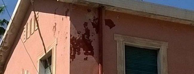 Siracusa| Povera Villa Reimann, cade a pezzi