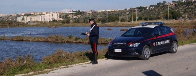 Augusta  Tenta il suicidio immergendosi nelle acque melmose delle saline, salvato dai carabinieri