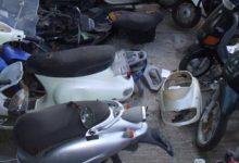 Siracusa| Polizia recupera ciclomotori rubati