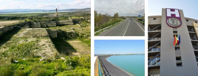 Lentini| Discarica, rianimazione, lago. Censabella (Cgil): «Serve un nuovo rapporto tra Regione ed enti locali».