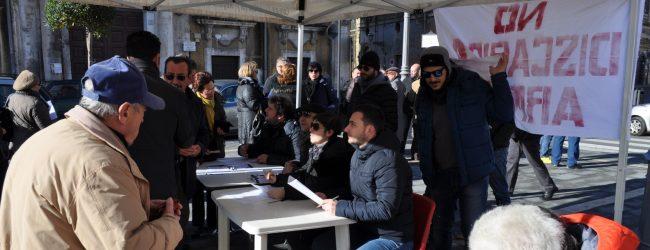 Lentini| No discarica Armicci, già quasi 2.000 le firme raccolte